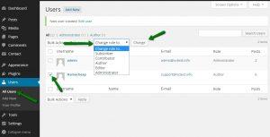 add new wordpress user phpmyadmin